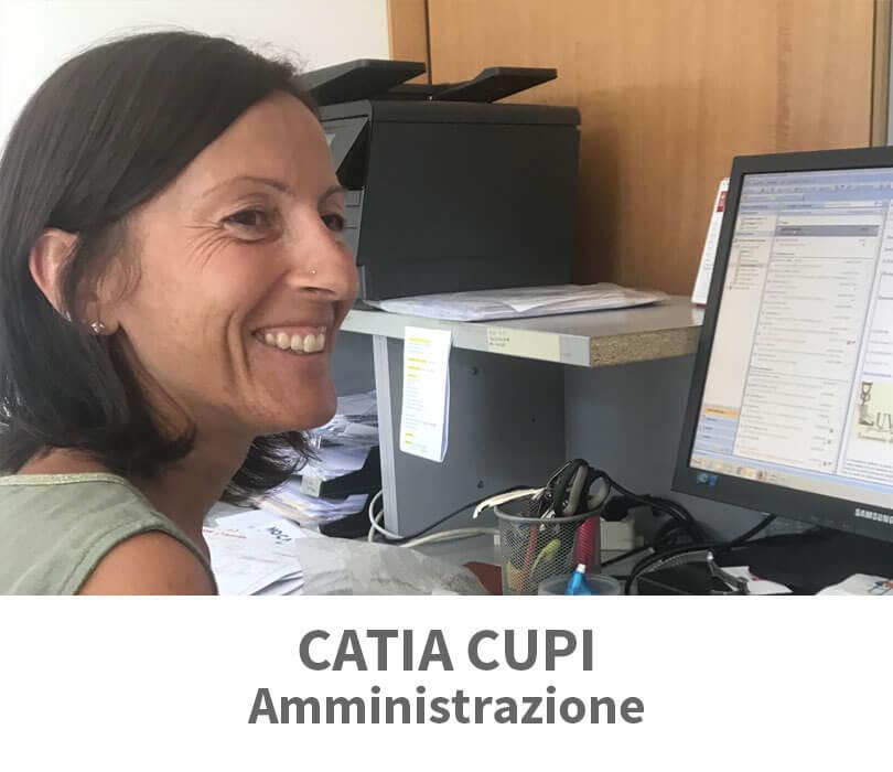 CATIA CUPI Amministrazione